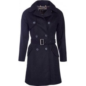 Nebit Trench Wool Coat