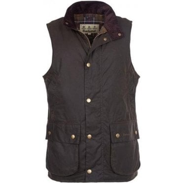 New Westmorland Wax Gilet