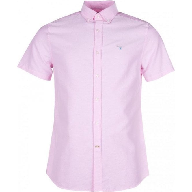 Barbour Oxford 3 S/S Tailored Shirt