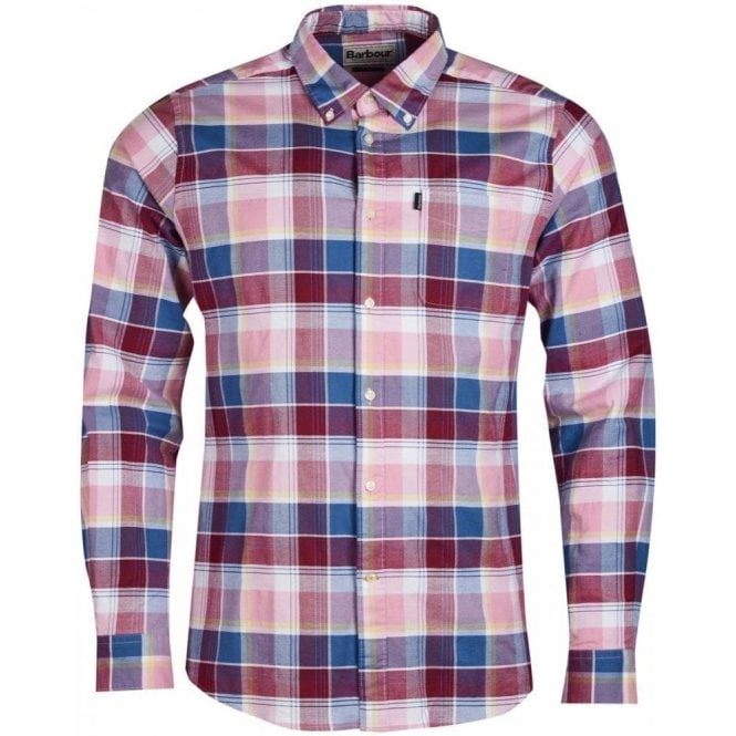 Barbour Oxford Check 2 Tailored Shirt