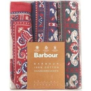 Paisley Handkerchiefs - Boxed Set