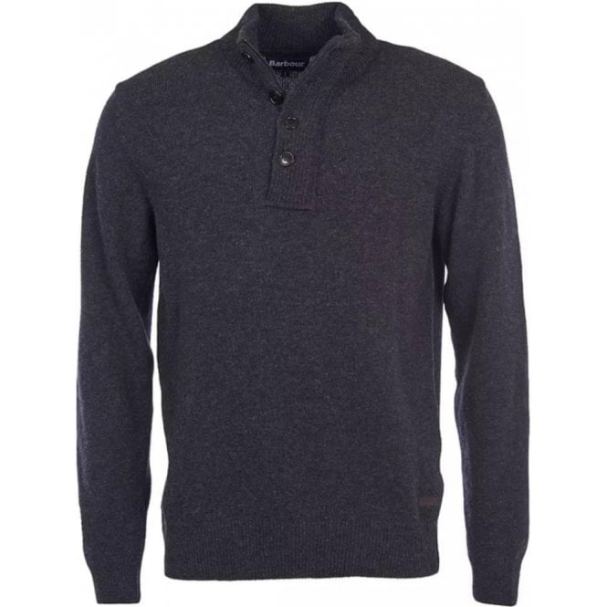 Barbour Patch Half Zip Jumper