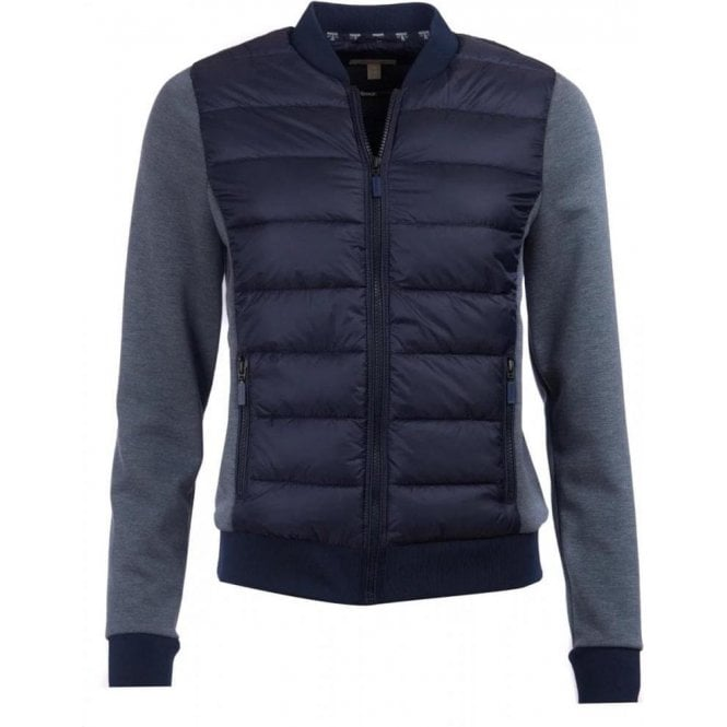 Barbour Port Sweater Jacket