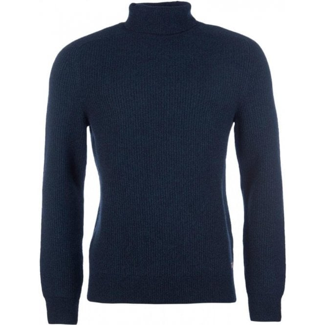Barbour Roll Neck Sweater