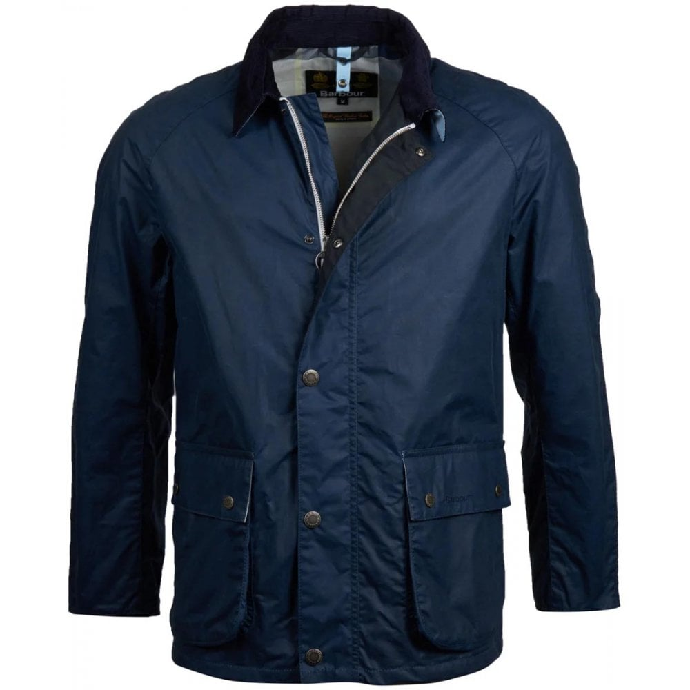 04084c452d1c2 Barbour Rothay Wax Jacket - Mens Coats & Jackets: O&C Butcher