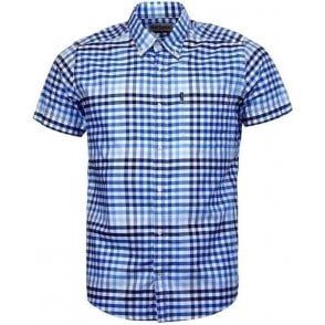 Russell Short Sleeved Tailored Shirt