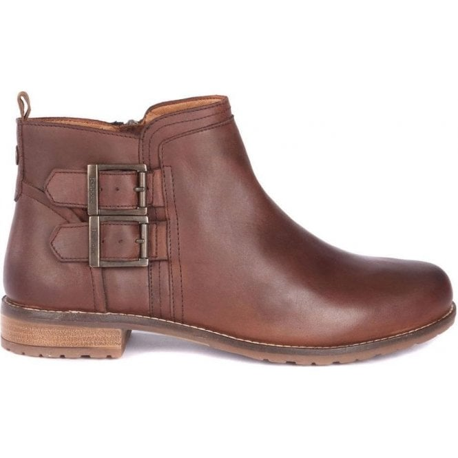 Barbour Sarah Low Buckle Boots