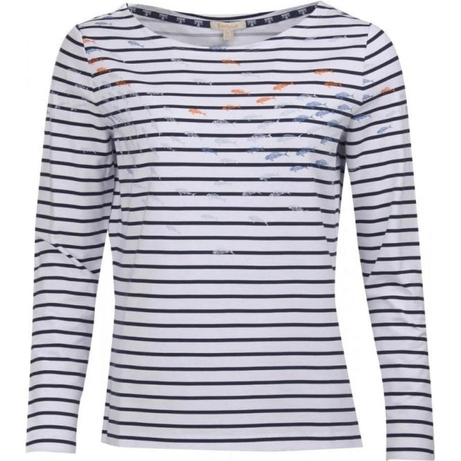 Barbour Seaward Top