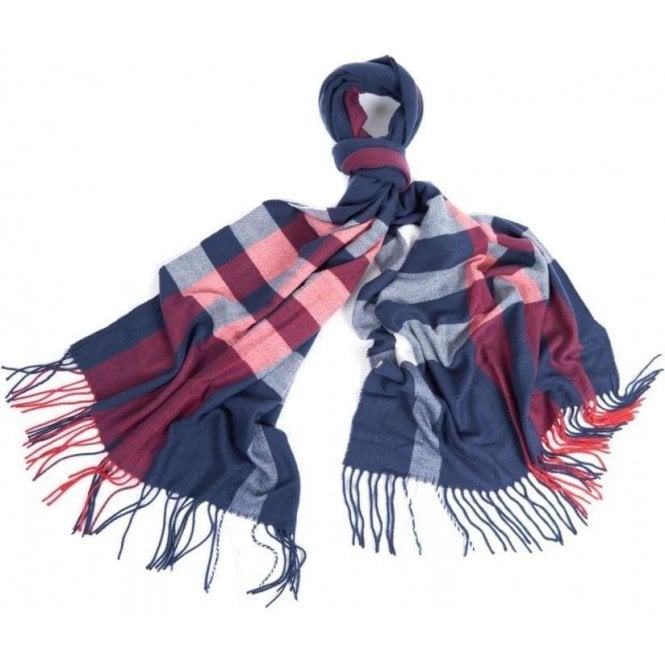 Barbour Skye Check Scarf