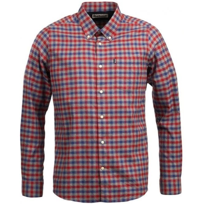 Barbour Stapleton Moss Tailored Shirt