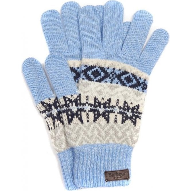Barbour Tarn Fairisle Gloves