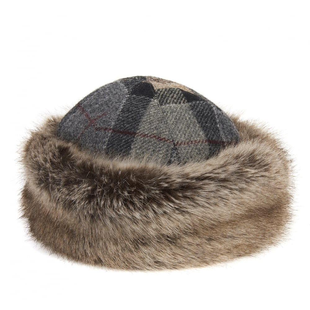 Barbour Tartan Ambush Hat - Womens Hats  O C Butcher 615c6f527bb2