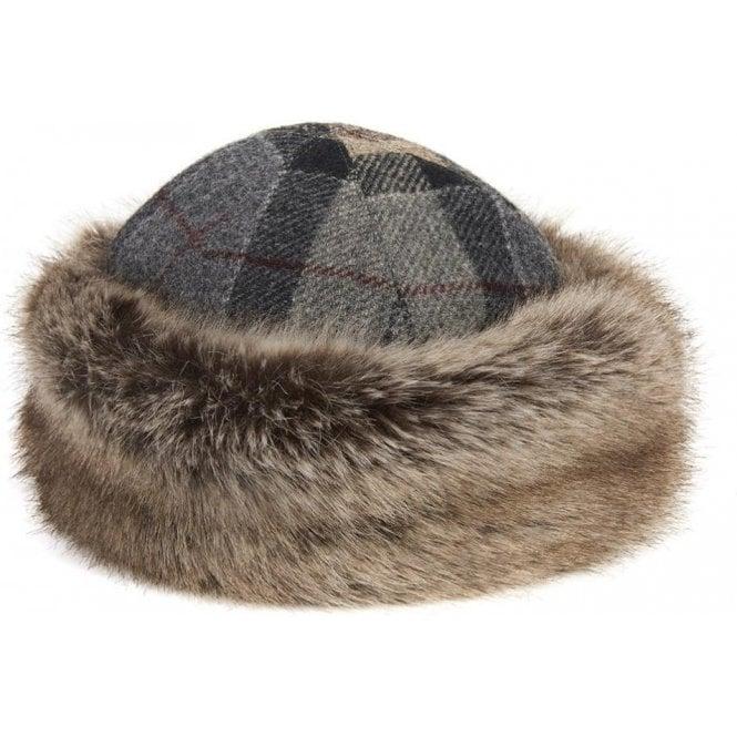 Barbour Tartan Ambush Hat