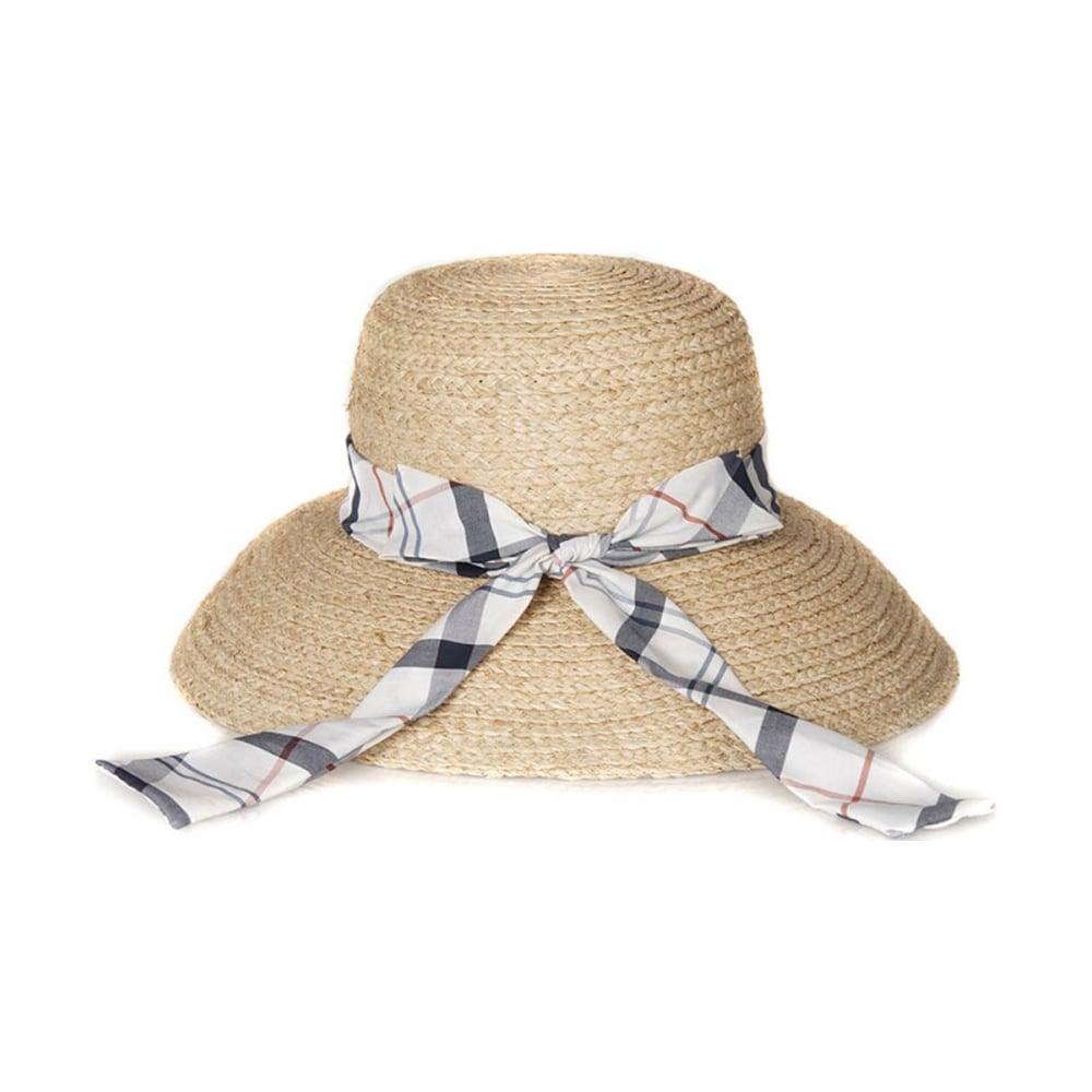 Barbour Tartan Braid Hat - Womens Hats  O C Butcher 0ca95199bde0