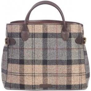 Tartan Business Bag