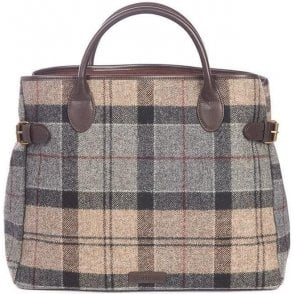 Tartan Business Bag