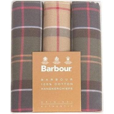 Tartan Handkerchiefs - Boxed Set