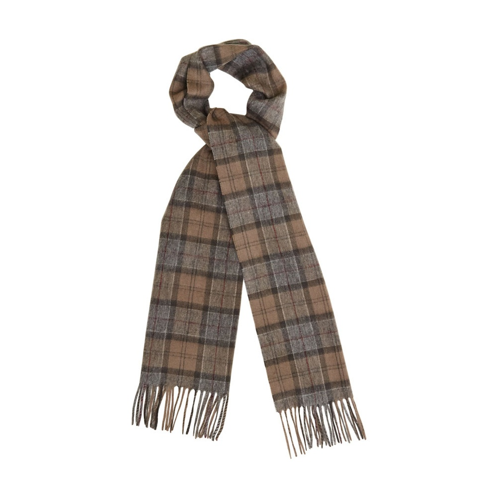 barbour tartan lambswool scarf barbour products
