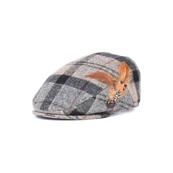 Barbour Tartan Wool Cap