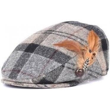 Tartan Wool Cap