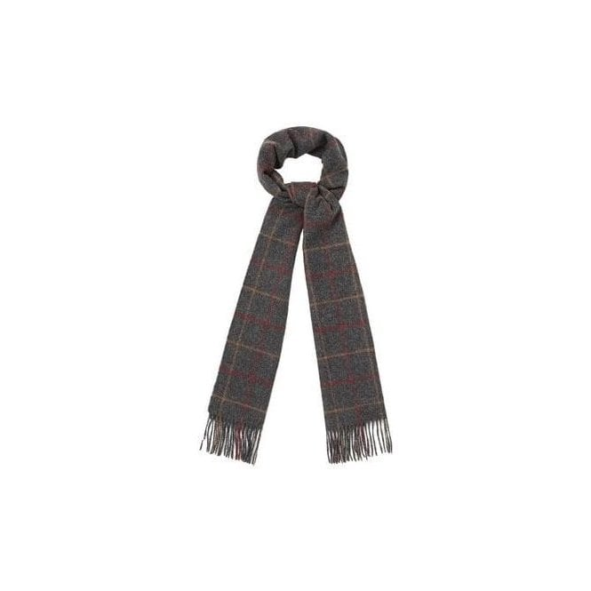 Barbour Tattersall Lambswool Scarf