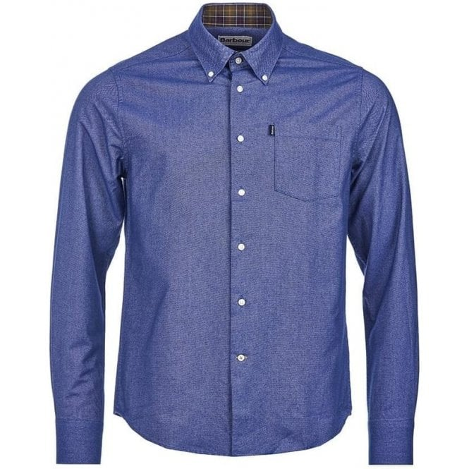 Barbour The Oxford Shirt Tailored Fit Shirt