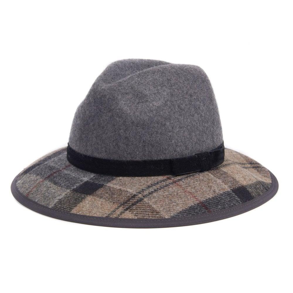 Barbour Thornhill Fedora - Womens Hats  O C Butcher e196c2991bb