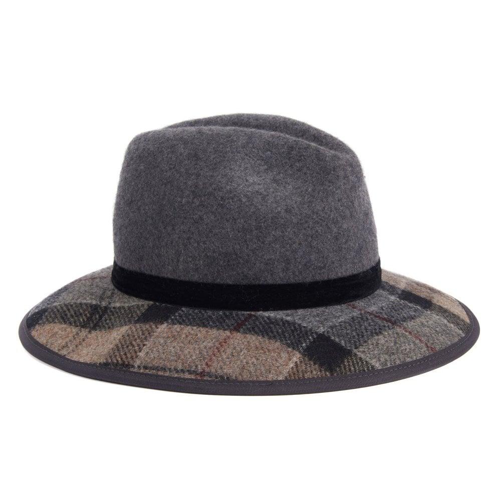 Barbour Thornhill Fedora - Womens Hats  O C Butcher 19625475e234
