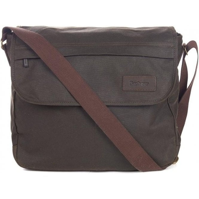 Barbour Wax City Messenger Bag