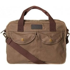 Wax Longthorpe Laptop Bag