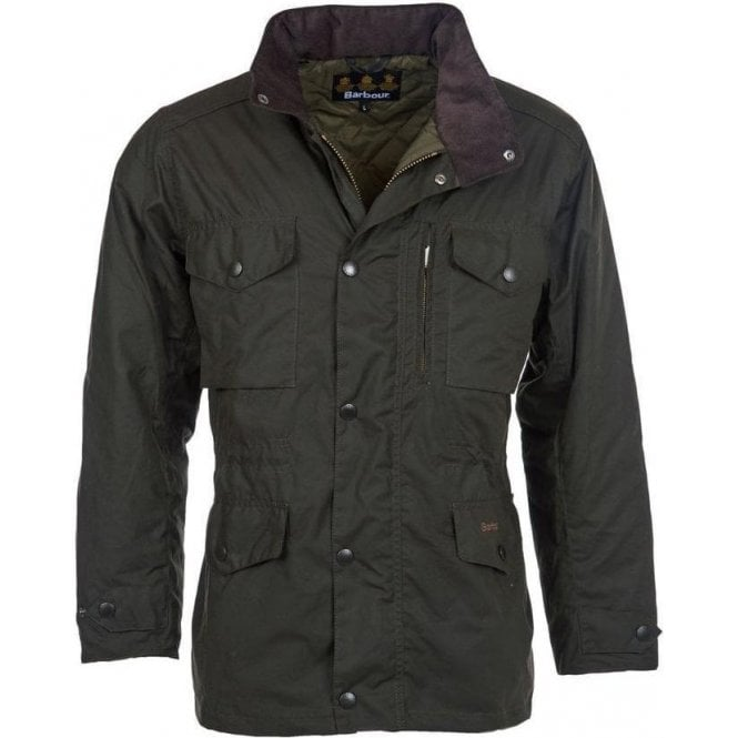 Barbour Wax Sapper Jacket