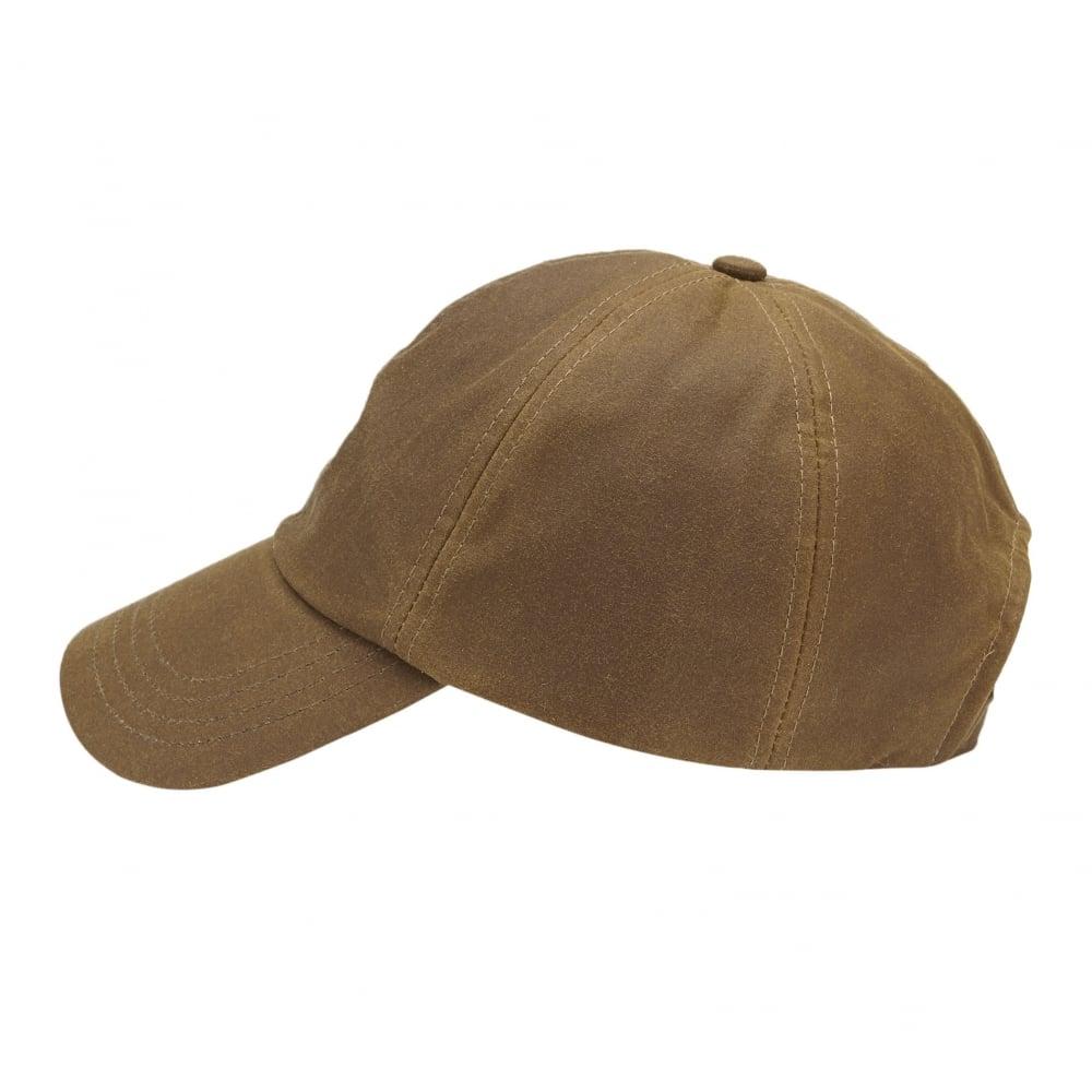 Wax Sports Cap - Barbour Men s Hats  O C Butcher 6587dfcc1fbf