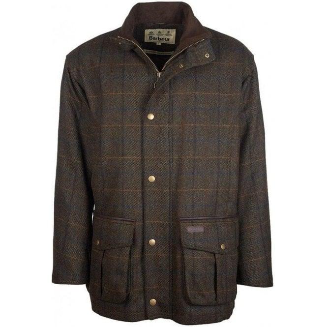 Barbour Woolsington Wool Jacket