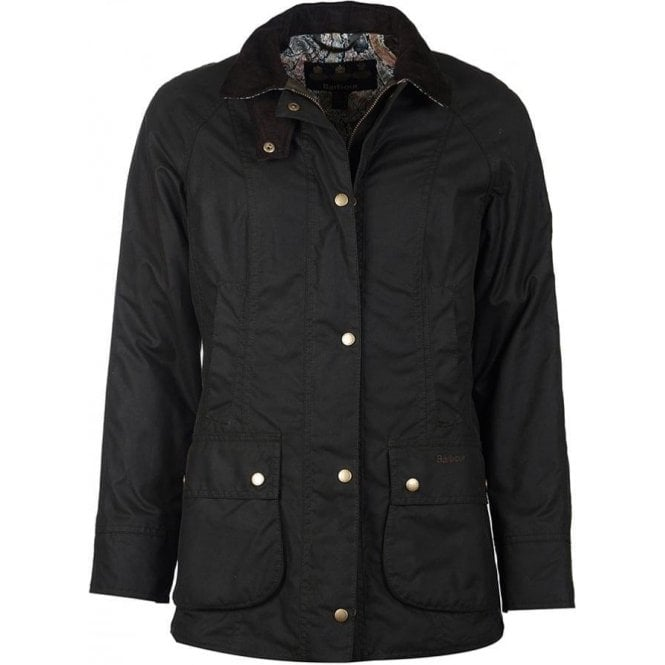Barbour X Liberty Abbey Wax Jacket