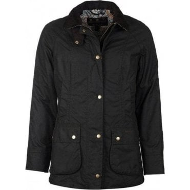 X Liberty Abbey Wax Jacket