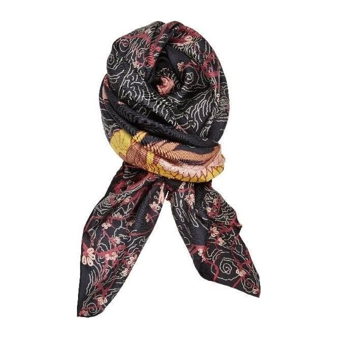 Bella Ballou BLOSSOM silk scarf