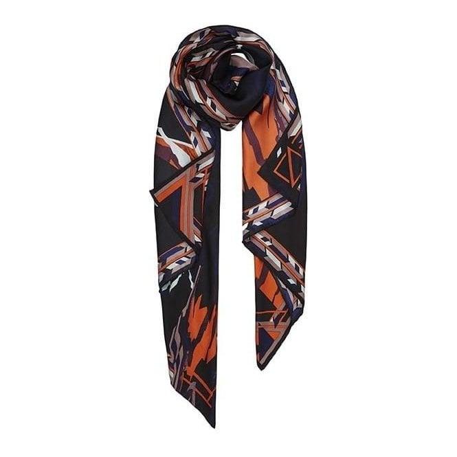 Bella Ballou GLAZIER silk scarf