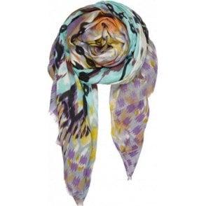 IKATCHY cotton/linen scarf