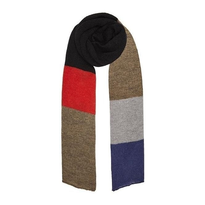 Bella Ballou KNITTED long scarf