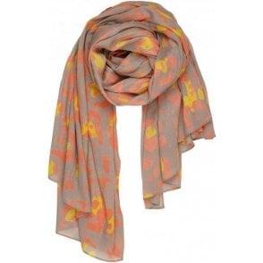 LEO cotton scarf