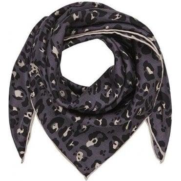 LEO small silk scarf