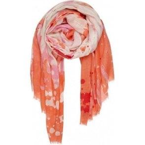 PUNK PAINT modal/cotton scarf