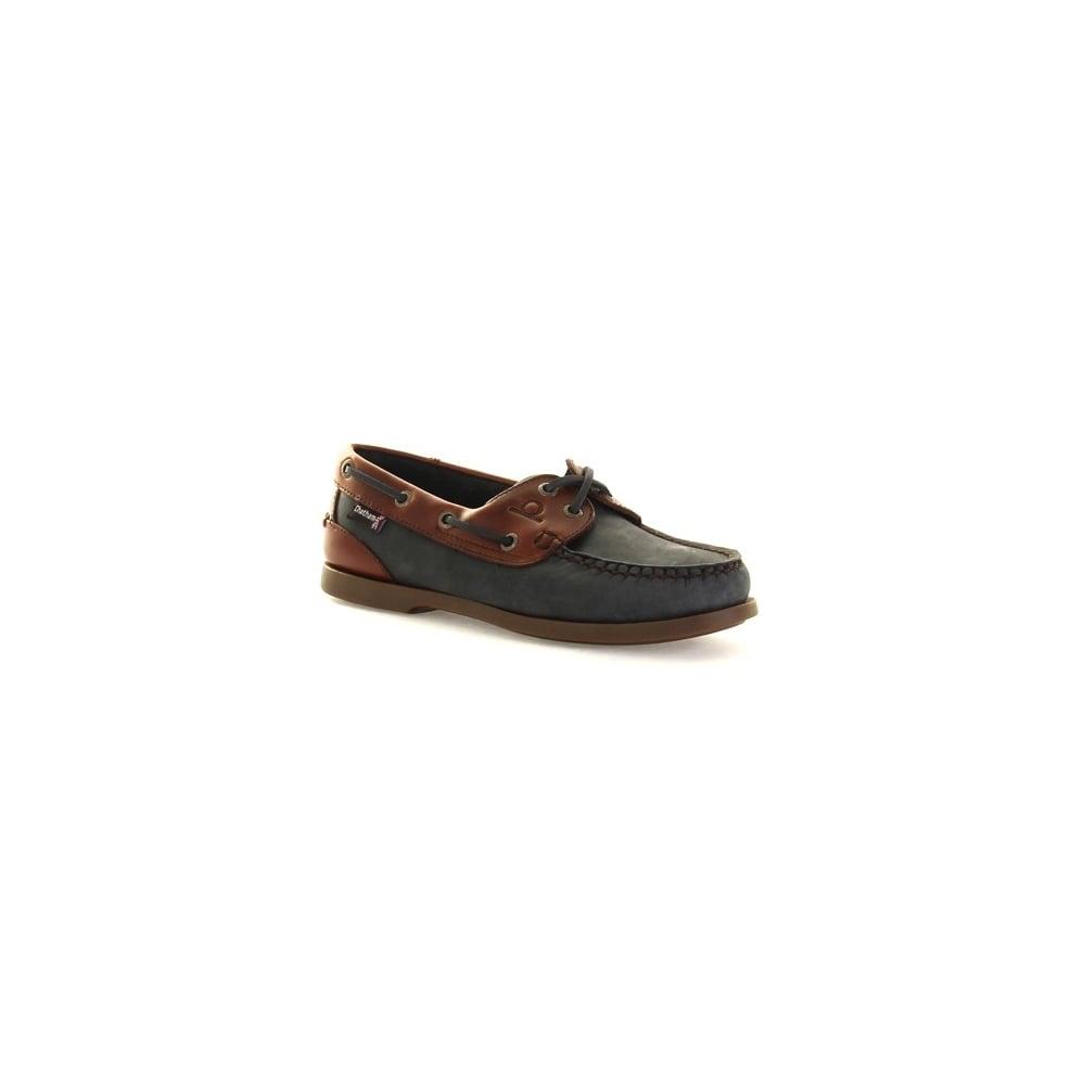 d01197423 Chatham Bermuda Lady II G2 Boat Shoe - Womens Deck Shoes: O&C Butcher