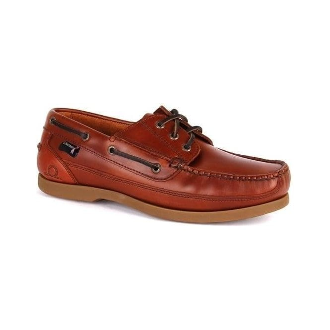 Chatham Rockwell II G2 Wide Fit Boat Shoe