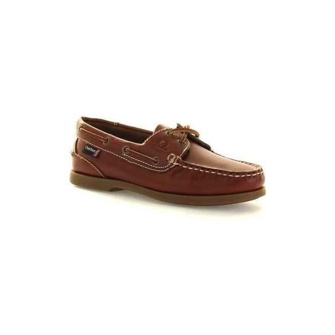 Chatham The Deck Lady II G2 Boat Shoe
