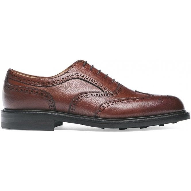 Cheaney Shoes Hythe Wingcap Oxford Brogue