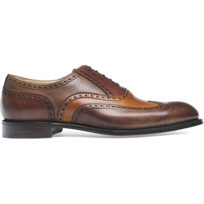 Cheaney Shoes James II Wingcap Brogue