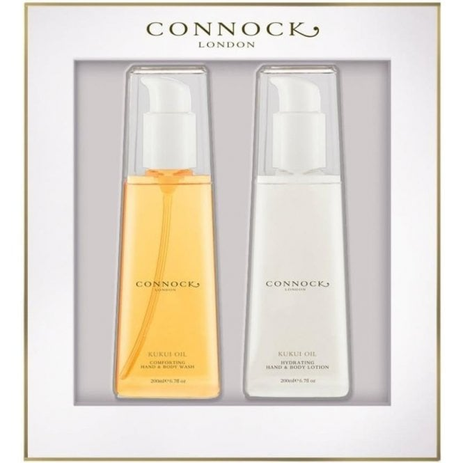 Connock Kukui Oil Perfect Pair Gift Set