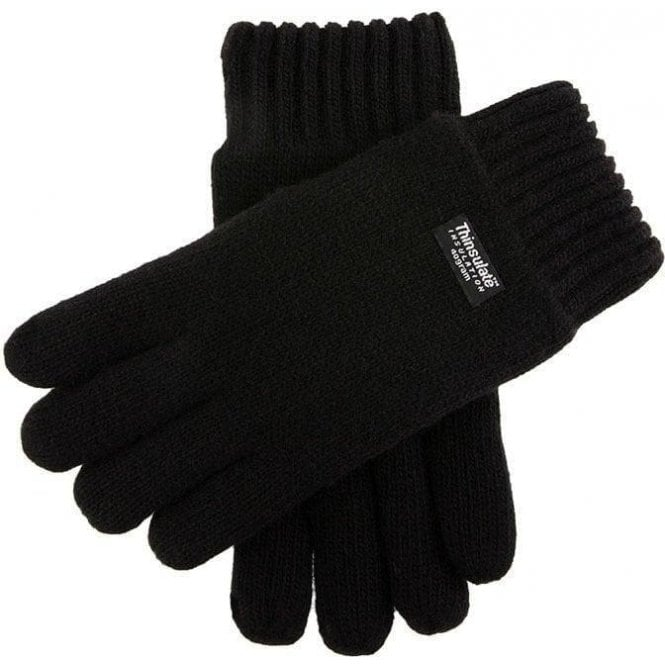 Dents Durham - Men's Thinsulate™ Lined Knitted Gloves