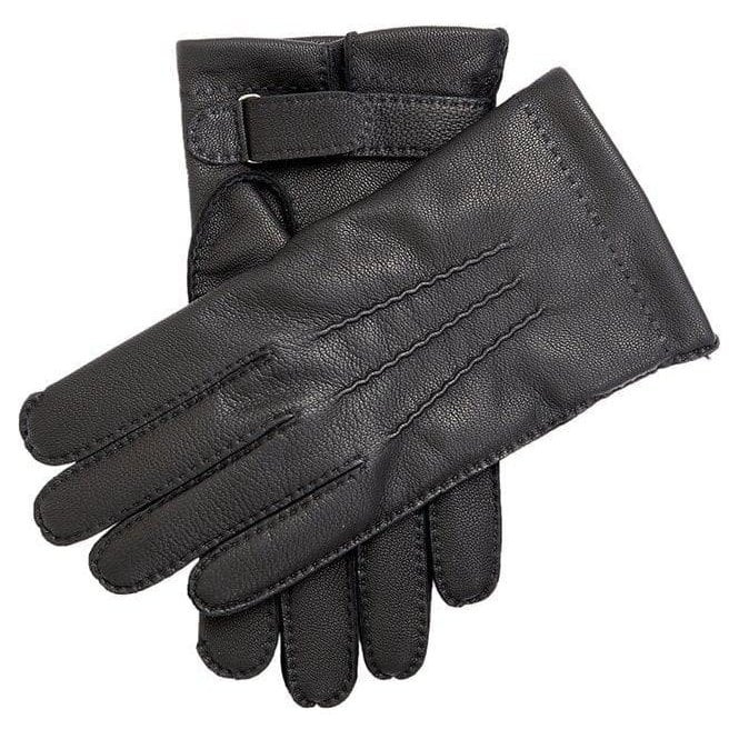 Dents Eastbury - Men's Handsewn Wool Lined Water Resistant Goatskin Gloves